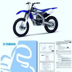 11 best modifikasi motor bebek jadi trail images on pinterest rh pinterest com 2006 yamaha yz250f service manual download 2006 yamaha yz250 owners manual