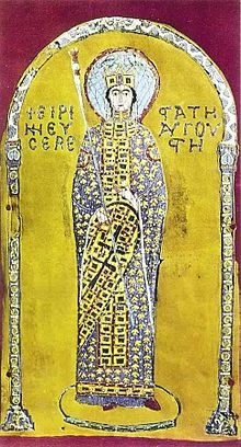 Irene of Athens    Irene Sarantapechaina, also known as Irene of Athens, was the first and only woman emperor of the Byzantine Empire. She just also happened to be an orphan.