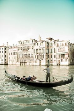 Venice, Italy- such a wonderful city! I need another Italian adventure!