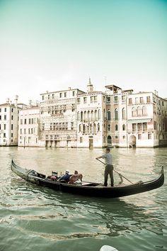 Venice, Italy- such a wonderful city! I need another Italian adventure!