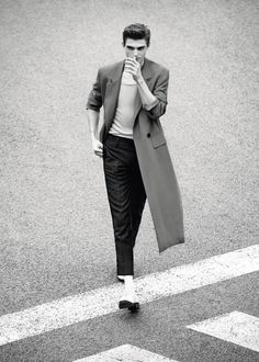 "Guerrino Santulliana in ""Guerrino"" by Daniel Riera for El Pais Icon Magazine - May 2015"