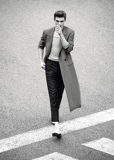 "Guerrino Santulliana in ""Guerrino"" by Daniel Riera for El Pais Icon Magazine - May 2015"