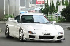 White_7 Rx7, Japan Cars, Import Cars, Rear Wheel Drive, Jdm Cars, Car Manufacturers, Mazda, Cars And Motorcycles, Dream Cars