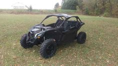 New 2017 Can-Am Maverick X3 X DS Turbo R ATVs For Sale in North Carolina. 2017 Can-Am Maverick X3 X DS Turbo R, (1) In-Stock 2017 Can-Am® Maverick X3 X DS WARP TIME AND TERRAIN The X3 X ds Turbo R is all about control, with fully-adjustable FOX 2.5 Podium RC2 HPG Piggyback shocks, with front and rear dual-speed compression and rebound settings for unparalleled flexibility on any terrain, with any driving style. Features may include: 154 hp turbocharged and intercooled Rotax® ACE engine…
