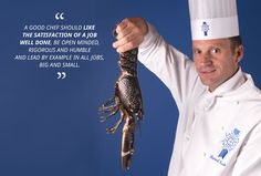 Chef Caals started his career working in cuisine and pastry in restaurants throughout France and Belgium. In Chef Caals decided to become a teacher. Meet the chef with us Le Cordon Bleu, Lead By Example, Best Chef, Interview, Chef Kitchen