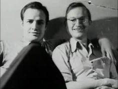 Wally Cox And Marlon Brando