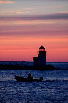 Love sunset cruises