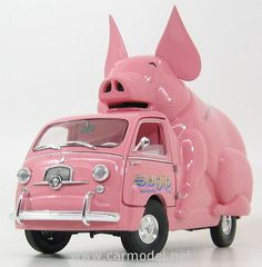 really pig car!