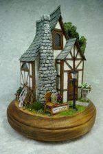 Make it Your Own Cottage Kit 1/4 scale, Tudor Antique Shop