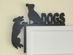 Dogs Door Topper By CreativeWoodConcepts On Etsy