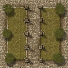 Courtyard-Heroic maps