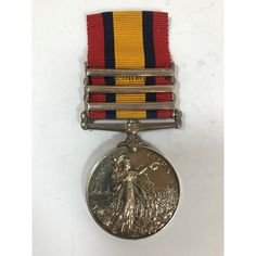 A three clasp queen's south africa medal | Lawrences Auctioneers