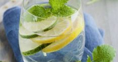 Double the Detox With These Water Additions – lemon, mint, cucumber, or ginger. A little goes a long way, and remember to let them soak first. Double the Detox With… Detox Drinks, Healthy Drinks, Healthy Tips, Healthy Choices, How To Stay Healthy, Healthy Snacks, Healthy Recipes, Healthy Water, Eating Healthy