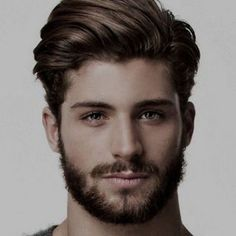 Mens long hairstyles-Thom Morrell