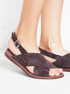 Jeffrey Campbell Poolside Sandal at Free People Clothing Boutique 108