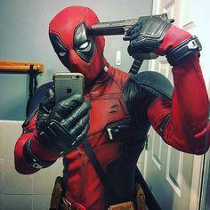#Deadpool #cosplay