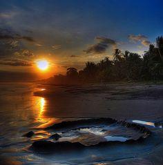 Esterillos Sunset, Costa Rica