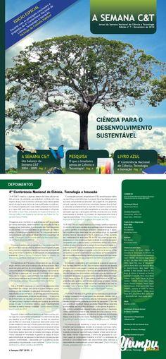 Jornal da Semana Nacional de Ciência e Tecnologia - Portal do ... - Magazine with 32 pages: Jornal da Semana Nacional de Ciência e Tecnologia - Portal do ...