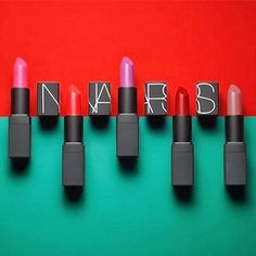 "Beauty: The holiday collection from +NARS Cosmetics really does ""bring color to life."