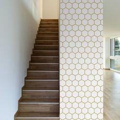 """Found it at Wayfair - F. Scott Fitzgerald Removable 10' x 20"""" Geometric Wallpaper"""