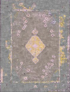 kinda vintage-gray-madison lily rugs