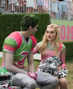 Disney Channel is officially making a sequel to 'Zombies' starring Milo Manheim and Meg Donnelly! Zombie Disney, Disney Love, Disney Magic, Disney Channel Movies, Disney Channel Original, Disney Channel Stars, Original Movie, Iron Maiden, Serie Disney
