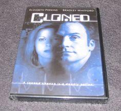 Cloned (DVD, 2006)  Scott Paulin, Elizabeth Perkins  NEW! SEALED!  Rated PG-13
