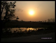 On the way from Dibrugarh to Sivasagar