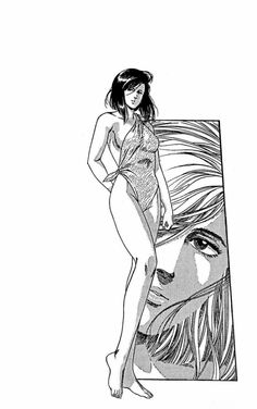 City Hunter 42 - Read City Hunter 42 Manga Scans Page Free and No Registration required for City Hunter 42 Anime Girl Hot, Manga Girl, Anime Manga, Cute Anime Character, Character Art, Character Design, Nicki Larson, Dorm Canvas Art, City hunter