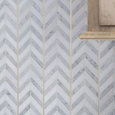 Gold grout lines