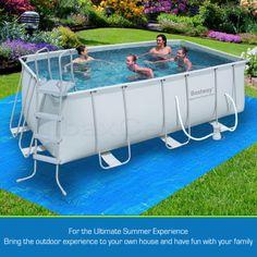 Bestway piscina estructural lt filtro piscinas for Piscinas estructurales