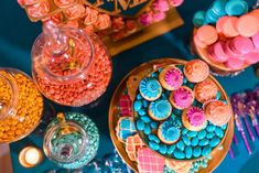 Delectable Desserts - Bridal Bliss: Amine and Michaela Mixed Cultures to Create Wedding Magic In Nashville Moroccan Theme, Moroccan Wedding, Nashville Wedding, Nashville Tennessee, Daddy Birthday, Love Is Sweet, On Your Wedding Day, Bliss, Groom