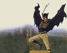 #Legends of Spring Heeled Jack, the Uncatchable Demon of Victorian #England