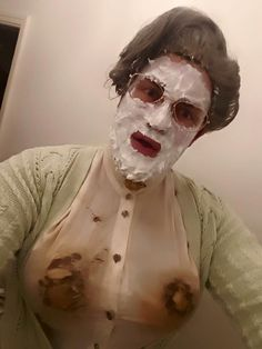 Next years halloween costume. Mrs. Doubtfire