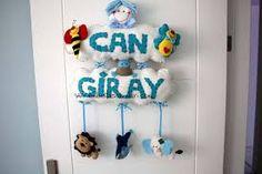 bebek odası kapı süsü - Google'da Ara
