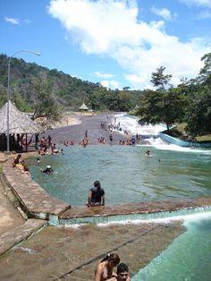 TOBOGAN DE LA SELVA (AMAZONAS) - Venezuela Tuya