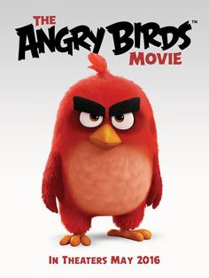 Did you love the #AngryBirds app?  If so, check out my #movierview of the new movie based on the smart phone game at: http://moviereviewmaven.blogspot.com/2016/05/angry-birds-movie-has-surprisingly-good.html
