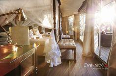 Hospitality - Tented Camp Site - Vaalwater - Ten Properties - Infinity Tongue and Groove - Infinity - Zambezi Kiaat