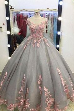 Charming Prom Dress,...