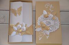 kartka w pudełku z okazji rocznicy ślubu