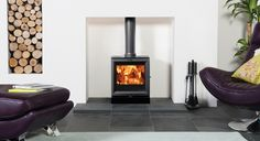 View 5 Wood Burning Stoves & Multi-fuel Stoves - Stovax Stoves