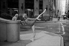 Lauren + Pickles. Ballerina Project.