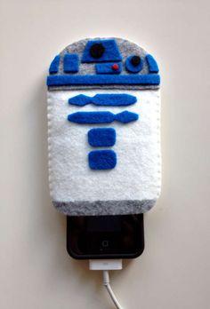 R2-D2 Phone Protectors