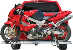 "Hitch Mounted Aluminum Sport Bike & Motorcycle Carrier with a 600 lb. Capacity and 72"" Loading Ramp Rage Powersports http://www.amazon.com/dp/B002M3ODTC/ref=cm_sw_r_pi_dp_FaiBub1YY74VP"