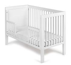 Łóżeczko ANETE (k. biały) | LuluBaby - Łóżeczka i meble dla dzieci Troll Nursery