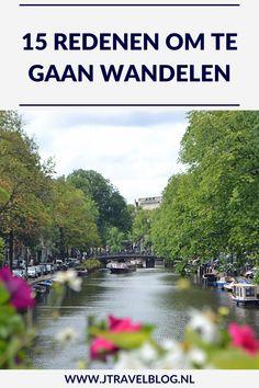 In deze blog geef ik je mijn 15 redenen om te gaan wandelen. Waarom is wandelen zo gezond? En waarom kan je dit prima alleen doen? Je ziet nog eens wat onderweg. Veel wandelplezier. #wandelen #hiken #gezondblijven #beweging #jtravel #jtravelblog #nederland