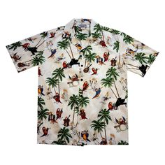 Check out our new product Party Birds White..., at http://papayasun.com/products/party-birds-white-cotton-hawaiian-shirt?utm_campaign=social_autopilot&utm_source=pin&utm_medium=pin