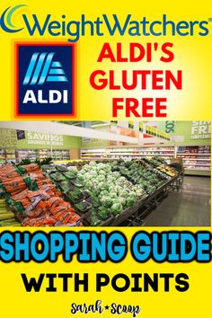 Having the celiac disease means that a person cannot eat anything that has gluten in it. If you add to it a healthier… Weight Watchers Gluten-Free Aldi Shopping Guide with Points - Weight Watchers Gluten-Free Aldi Shopping Guide with Points - - Detox Cleanse For Bloating, Natural Detox Cleanse, Body Cleanse, Weight Loss Drinks, Fast Weight Loss, Lose Weight, Lose Fat, Water Weight, Aldi Shopping