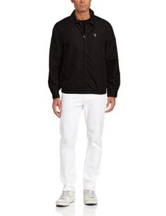 Polo Jacket Multiple Colors Available & for only $25  Amazon.com: U.S. Polo Assn. Men's Micro Golf Jacket: Clothing