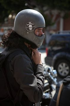 Where can I get a helmet like this (minus the sticker)?